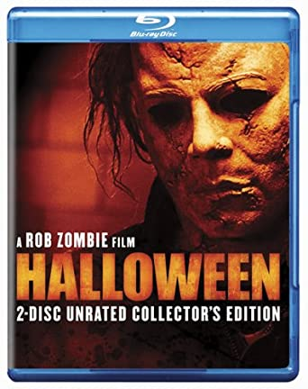 Amazon.com: Halloween (Two-Disc Unrated Collector's Edition) [Blu ...
