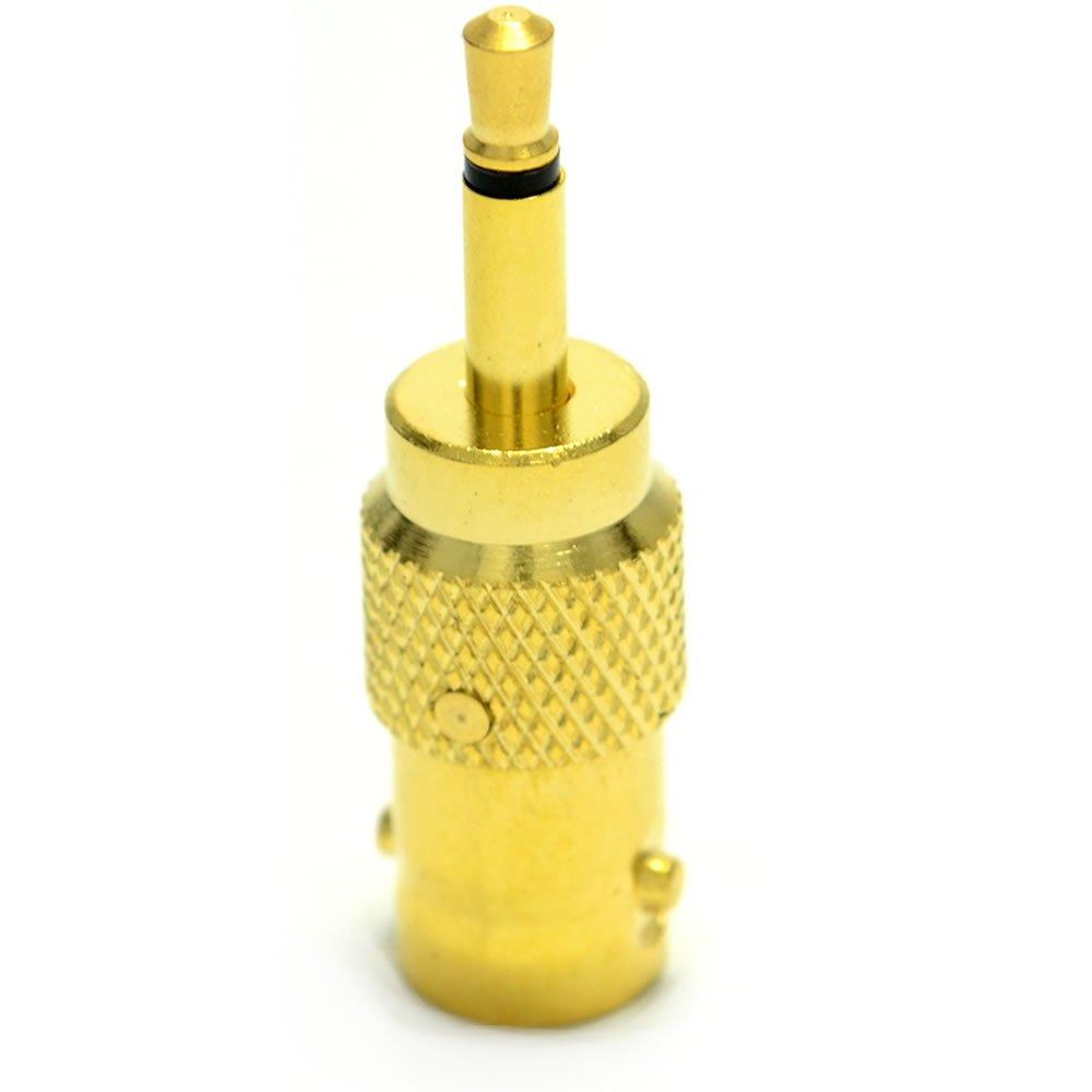 Conector BNC a Jack 3,5 mm