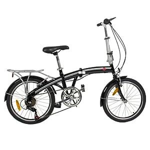 Best Choice Products 6 Speed Bike Fold Storage
