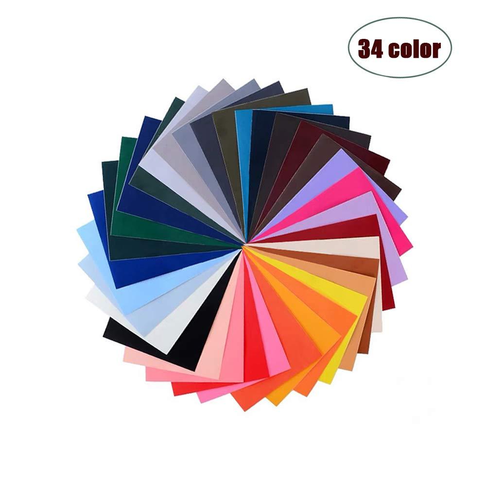 GloBal Mai Selbstklebende Patch-Sticker geeignet f/ür Glatte Stoff Rucks/äcke Nylon Patch Regenschirme und andere Nylon-Materialien. 8//15//34 Farb-Anz/üge Regenschirme 15 Color-2 Zelte