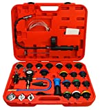 8milelake Universal Radiator Pressure Tester / Vacuum Pump Type Cooling System Kit
