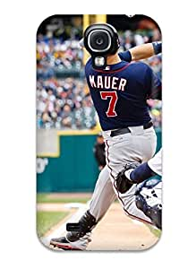 Hot minnesota twins MLB Sports & Colleges best Samsung Galaxy S4 cases