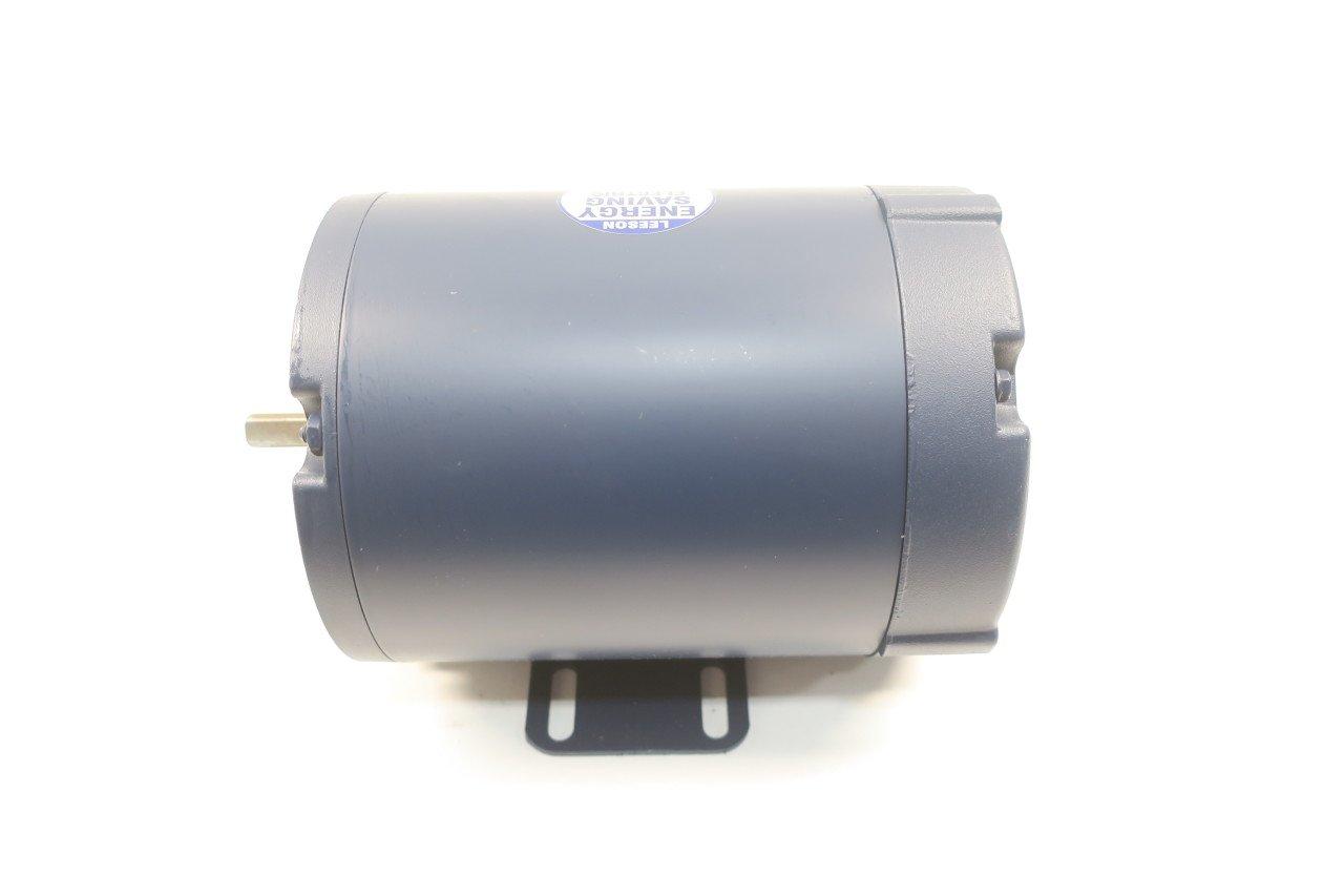 Leeson 092015.00 C42T17NB1C Motor H42 1725rpm 1//6hp 208-230//460v-ac
