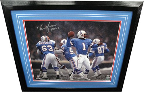 - Warren Moon Signed Autographed 16X20 Photo Los Angeles Rams