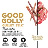 I and love and you Good Golly Beef Gullet Sticks