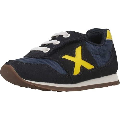 Zapatillas para niño, Color Azul, Marca MUNICH, Modelo Zapatillas para Niño MUNICH Baby Dash 18 Azul: Amazon.es: Zapatos y complementos