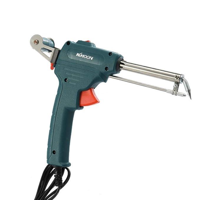 KKmoon 220 V 60 W Pistola de soldadura Automática de Alimentación de ...