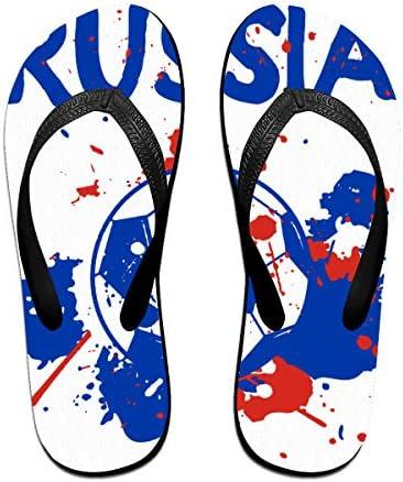 ビーチシューズ ロシア サッカー マグカップ ビーチサンダル 島ぞうり 夏 サンダル ベランダ 痛くない 滑り止め カジュアル シンプル おしゃれ 柔らかい 軽量 人気 室内履き アウトドア 海 プール リゾート ユニセックス