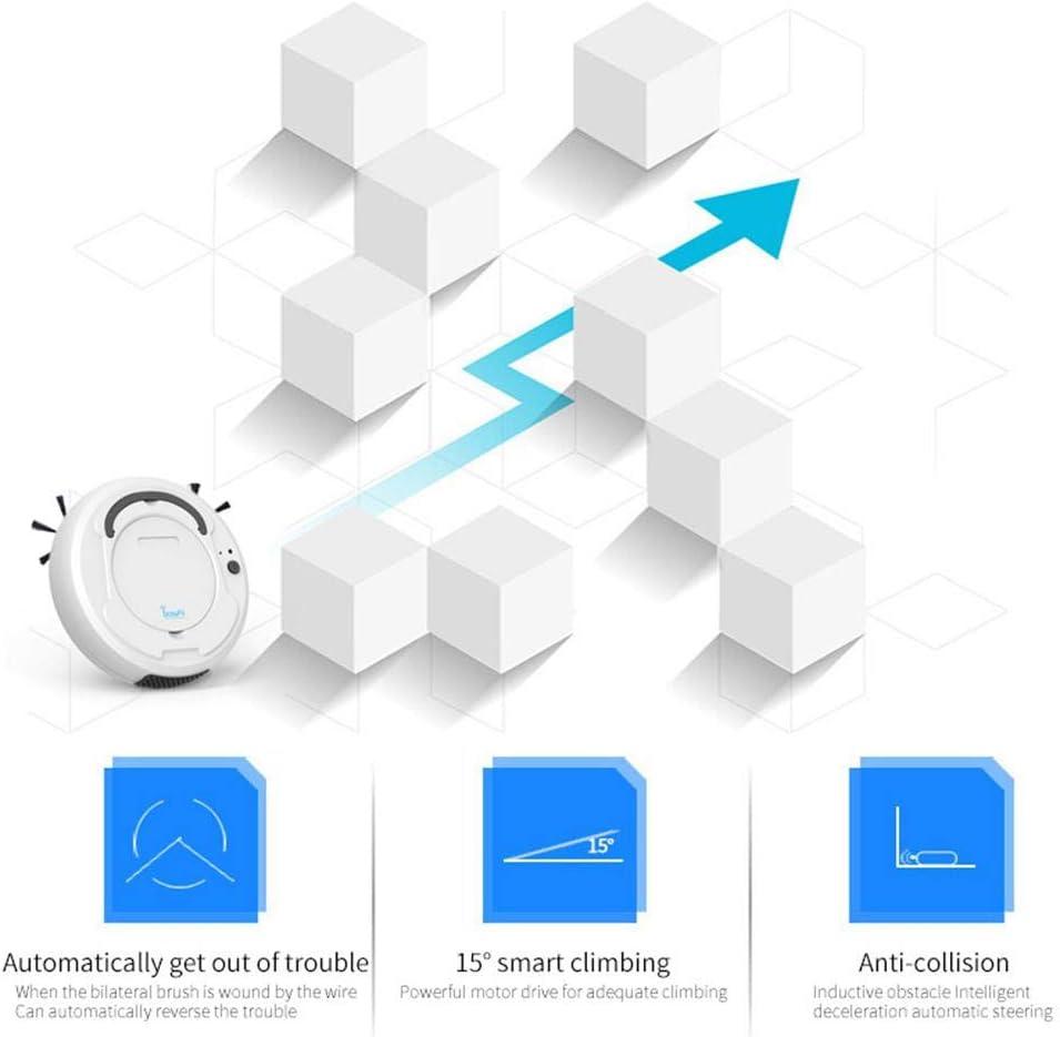leegoal 3 en 1 Robot aspirateur, ménage Automatique Smart
