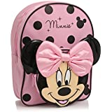 Disney Minnie Mouse Bow Novelty Backpack