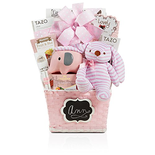 Wine Country Gift Baskets Oh Baby Pink, 3.5 Pound