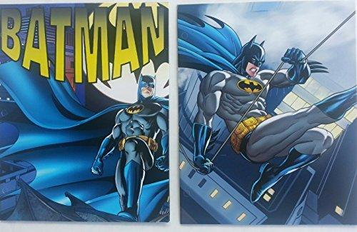 Batman Portfolio Folders -Pack of 2
