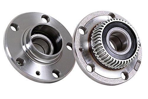 Tdi Bearing (Callahan C512012X2 [2] Pair REAR Premium Grade [ 5 Lug 2WD ABS ] Wheel Hub Bearing Assemblies [ 512012 ])