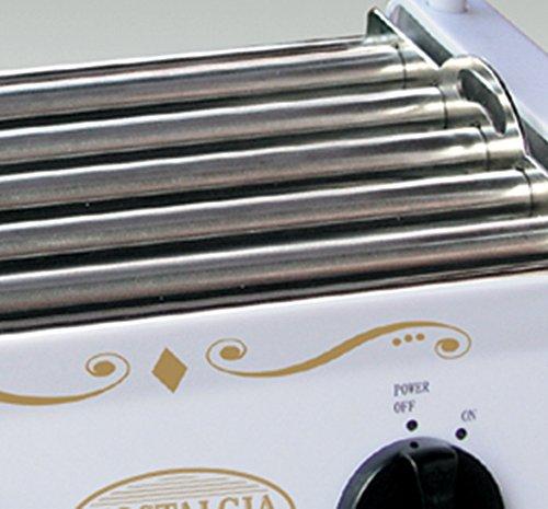 082677135650 - Nostalgia HDR565 Hot Dog Roller and Bun Warmer carousel main 3