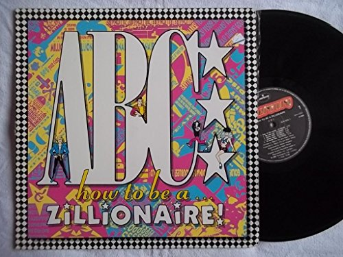 how to be a zillionaire LP (Vinyl Abc)