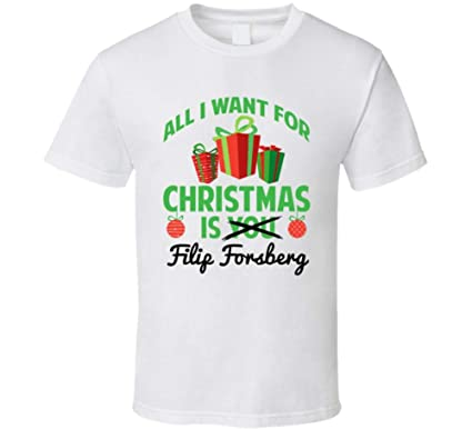 new style 8eca9 f2af7 yeoldeshirtshop All I Want for Christmas is Filip Forsberg ...