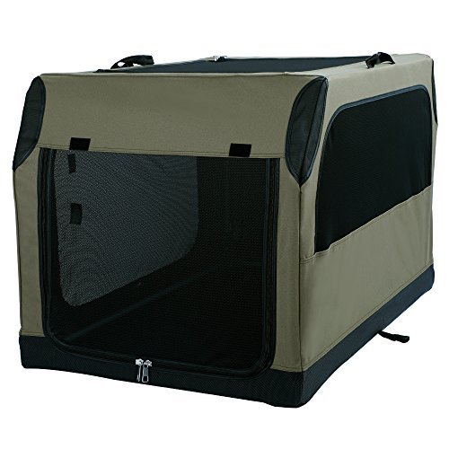 A4Pet Soft Collapsible Dog Crate