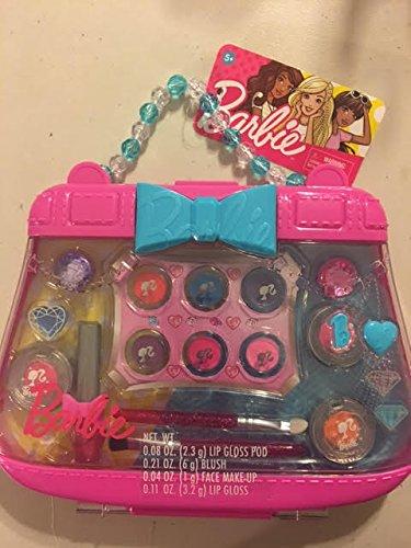 Barbie Purse Perfect Make-up Case (Pink) (Pink Box Barbie)