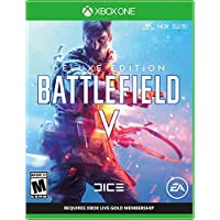 Battlefield V Deluxe Edition - (Pre-Purchase)  Xbox One...