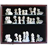 Collectible Display Case / Wall Shelves / Wall Curio Cabinet, with glass door