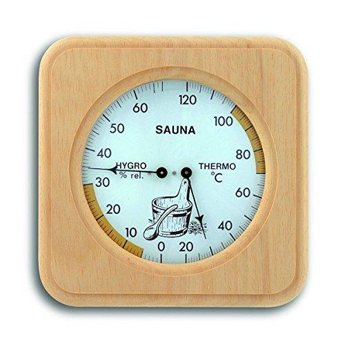 TFA 40.1007 - Termohigrómetro de Sauna
