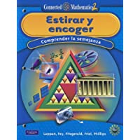 Connected Mathematics Spanish Grade 7 Student Edition, Estirar y Encoger