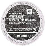 Starbucks Italian Roast K-Cup, 10 Count (Pack of 6)