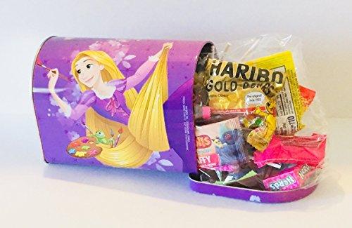 The Princess And The Tin Box - Disney Princess Filled Treats Mailbox Tin