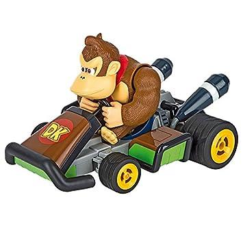 Carrera RC - Coche con radio control Mario Kart 7, Donkey Kong, escala 1:16 (370162063): Amazon.es: Juguetes y juegos