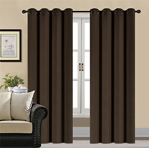 velvet thermal curtains - 7
