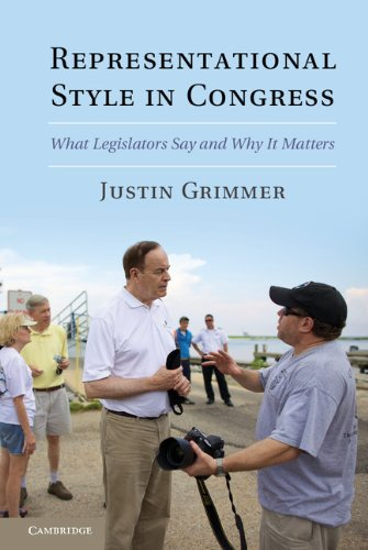 Download Representational Style in Congress Pdf