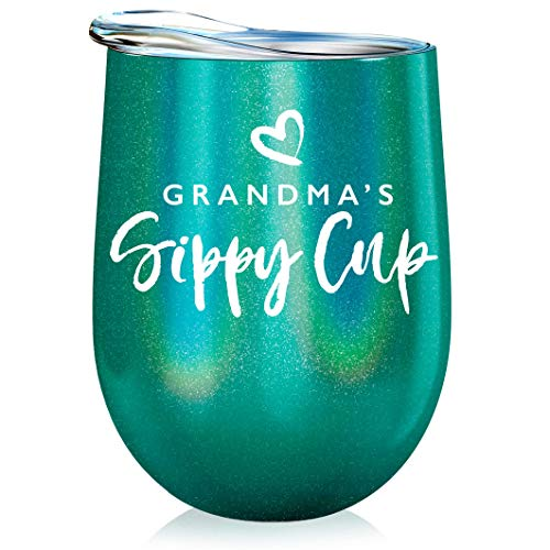Grandma Gift Insulated Wine Tumbler product image