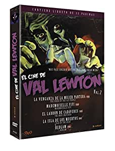 PACK EL CINE DE VAL LEWTON (Vol. 2) [DVD]