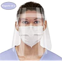 COOTA 10PCS Protectores Faciales de Seguridad, Pantalla Protección