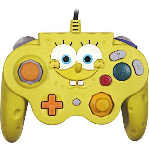 (GEMINI GAME GEGCSBP Gamecube Spongebob Controller by Gemini)