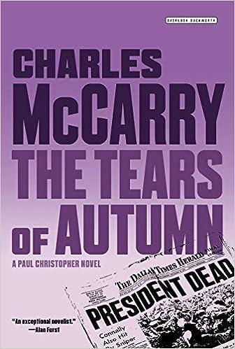 The Tears of Autumn Summary & Study Guide Description