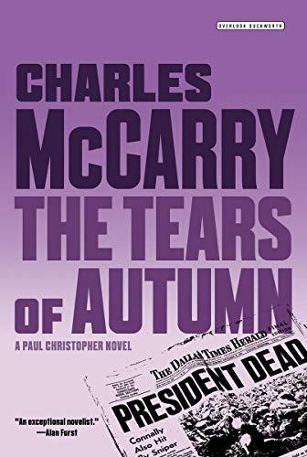 Tears of Autumn: A Paul Christopher Novel (Paul Christopher Novels) (Best Classic Rock Riffs)