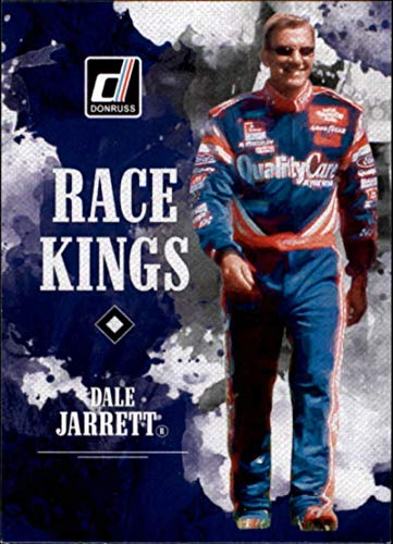 2019 Donruss #10 Dale Jarrett Race Kings Quality Care/Robert Yates Racing/Ford Racing Trading Card