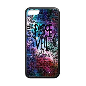 Unique Custom Pierce the Veil Colorful iPhone 5C Case Cover