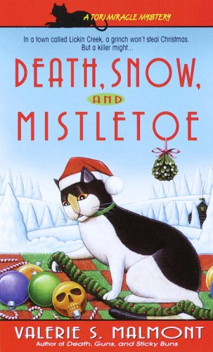Death, Snow, and Mistletoe (Tori Miracle Book 4)