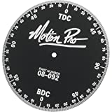 Motion Pro Engine Timing Degree Wheel Anodized