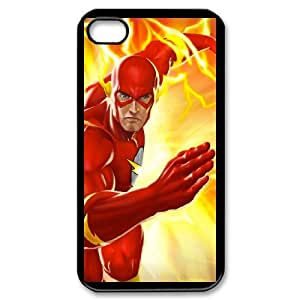 The Flash For iPhone 4,4S Csae protection phone Case ST116662