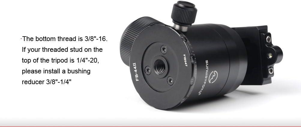 SUNWAYFOTO 44mm Tripod Ball Head Arca Compatible FB-44iii FB44iiI Sunway