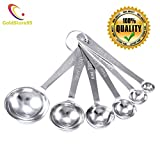 The Last Set of Measuring Spoons You'll Ever Need to Buy. We must have had a painful experience time and time again:you read on the label that you need to add 2.5ml or 3ml of ingredient to the recipe but your mind just can't decipher exactly ...