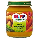 Hipp Organic Mixed Vegetable Medley 4+ Months 125G