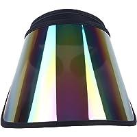 LIOOBO Sombrero de Visera de protección Solar contra Visera Solar Sombrero de Visera para Practicar Senderismo Golf Tenis en el Exterior Pesca
