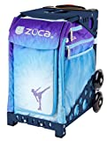 Zuca Ice Dreamz Sport Insert Bag and Navy Blue Frame with Flashing Wheels