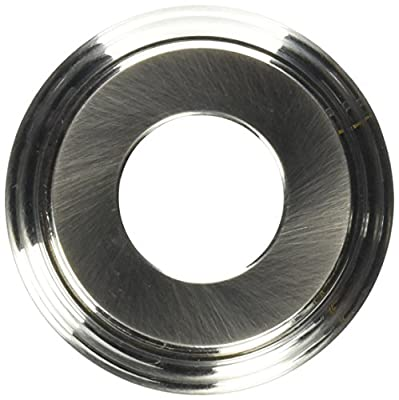 American Standard 051379-2950A Under Base Escutcheon, Satin Nickel Satin Nickel