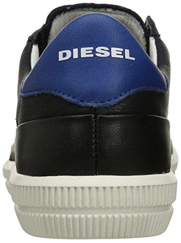 Diesel Mens Dyneckt S-naptik Fashion Sneaker Blauwe Iris / Skydiver