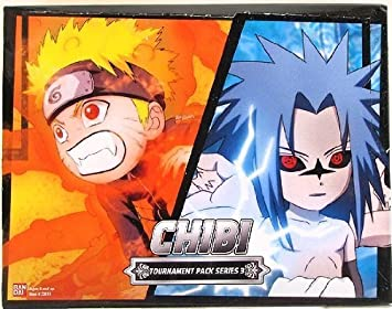 Naruto Shippuden Card Game Chibi Tournament Series 3 Booster ...